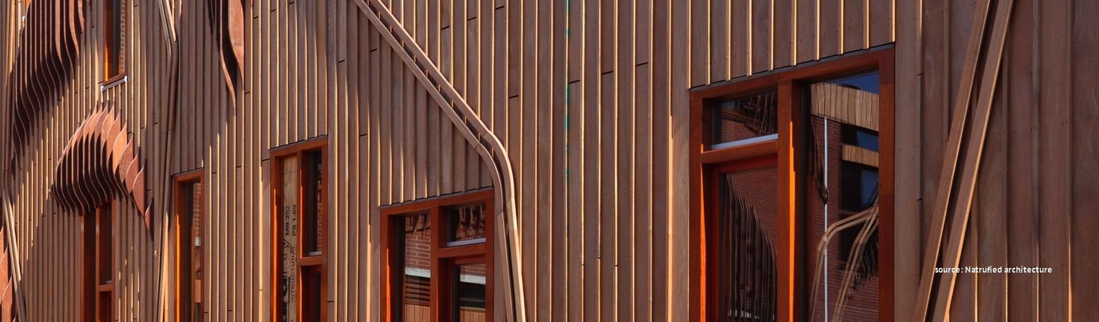 Mare college, Natrufied Architecture